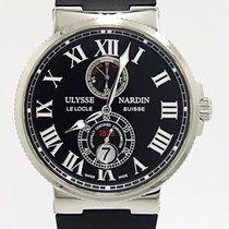 Ulysse Nardin Maxi Marine Chronometer 263-67 Stainless Steel...
