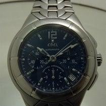Ebel Type E inv. 129(R) - chronograph