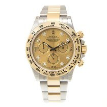 Rolex Cosmograph Daytona Gold And Steel Gold Automatic...