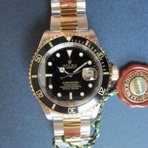 Rolex Submariner Date steel yellow gold