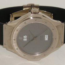 "Hublot ""Grand Quantième"" 18K white gold. Limited Edition"