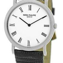 Πατέκ Φιλίπ (Patek Philippe) Gent's 18K White Gold  # 3520...