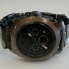 Fossil Machine Chronograph Stainless Steel Watch Brown