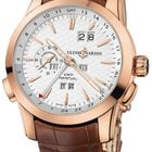 Ulysse Nardin Perpetual Manufacture 43mm Mens Watch