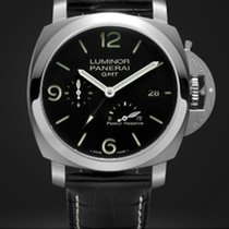 Panerai LUMINOR 1950 3 DAYS GMT POWER RESERVE 44 PAM00321...