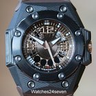 Linde Werdelin Oktopus Carbon Case Moon Phase Limited Edition