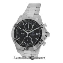 TAG Heuer Authentic Men's r Aquaracer CAF2110 Chronograph...