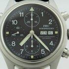 IWC Ref. 3713 Fliegeruhr Doppelchronograph von 1997 Box und...