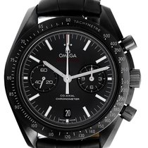 Omega Speedmaster Moonwatch Co-Axial Dark Side of the Moon...