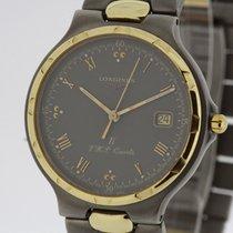 Longines Conquest Ti V.H.P. Titanium Golden Men's Vintage...