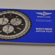 Breitling Anleitung Manual Navitimer Jupiter Pilot