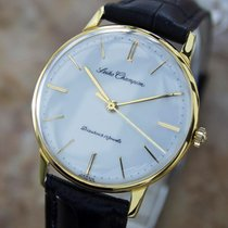 Seiko Champion 1950s Mens Vintage Japanese Manual Gold Plated...
