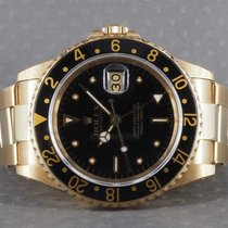 Rolex GMT-Master 18K Nipple Dial