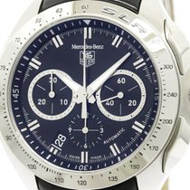 TAG Heuer Polished Tag Heuer Mercedes Benz Slr Chronograph...