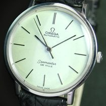 Omega Seamaster DeVille Cal. 711 Automatic Steel Mens Watch...