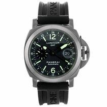 Panerai Luminor GMT Titanium 44mm Automatic Watch PAM00089...