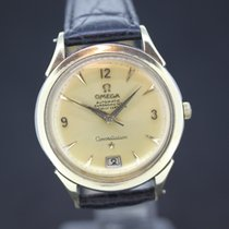 Omega Extremely Rare Constellation 2757 Bumper Automatic anno...