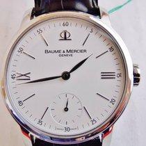 Baume & Mercier classima ref. 65495 manuale acciaio uomo