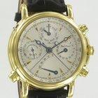 Paul Picot Atelier Technicum Chronograph Rattrapante Yellow Gold
