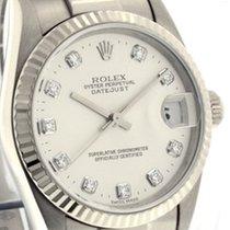 Rolex Datejust, Ref. 178279 - silber Diamant ZB/ Präsidentband