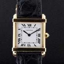 Cartier RARE TANK CHINOISE 18K QUARTZ