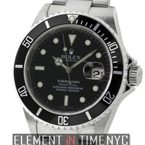 Rolex Submariner Stainless Steel Black Dial Z Serial 2006 Ref....