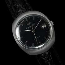 IWC 1969 Vintage, Cal. 8541 Automatic, Black Dial with Date - SS