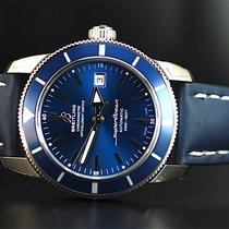 Breitling Super Ocean Heritage 42, blu