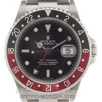 Rolex GMT - Master II Ref. 16710 Rectangular/ Cal. 3186/...