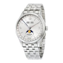 Montblanc Heritage Chronometrie Quantieme Complet Automatic...