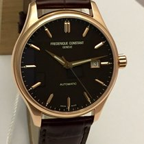 Frederique Constant Index Automatic Rose Gold Plated New...