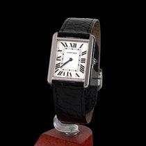 Cartier TANK SOLO STEEL