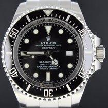 Rolex Deep-Sea Steel Ceramic Bezel 44MM, Full Set 116660