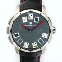 Christophe Claret Titanium Blackjack 21 Casino Watch