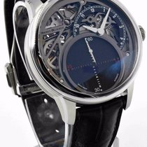 Maurice Lacroix Masterpiece - Mysterious Seconds MP6558-SS001-...