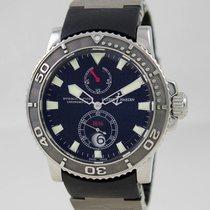 Ulysse Nardin Maxi Marine Diver Steel Case