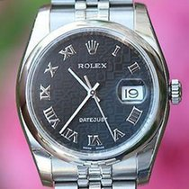 Rolex Mens Stainless Steel Datejust Unworn 116200 Jubilee...