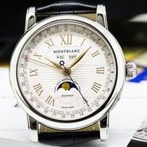 Montblanc MB113691 Star Roman Quantieme automatic SS (25118)