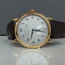 A. Lange & Söhne first generation of Lange & Söhne...
