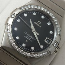 Omega Constellation Co-Axial Automatic 38mm Gold