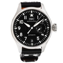 IWC Big Pilot's Watch 7 Days 46mm Black Dial NEW