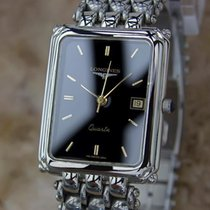 Longines Flagship Swiss Made Men's Quartz 1980s Stainless...