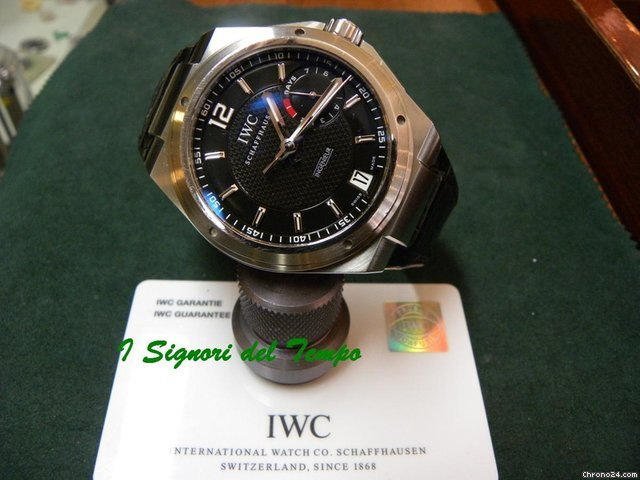 IWC Big Ingenieur 7 Days Power Reserve