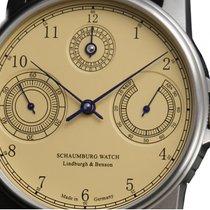 Schaumburg Watch Auf & Ab Technical GMT II Zweite Zeitzone...