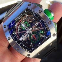 Richard Mille [NEW] RM 11-01 AUTOMATIC FLYBACK CHRONOGRAPH...