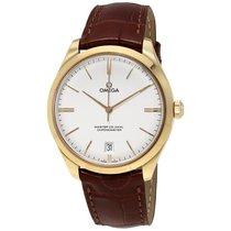 Omega De Ville Tresor Silver Dial Men's Watch