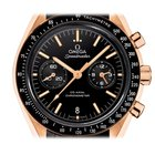 Omega Speedmaster Professional Moonwatch Mens Chronograph 18K...