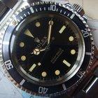 Rolex 1966 Mirror Like Mint GILT DIAL 5513 Submariner  CHAMPION