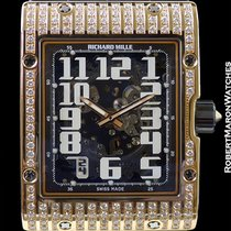 Richard Mille Rm016 18k Rose Gold Extra Flat