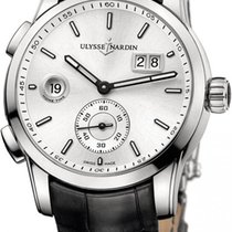 Ulysse Nardin Dual Time Manufacture 42mm 3343-126/91
